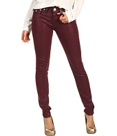 True Religion - Serena Mid-Rise Super Skinny Glitter Coated