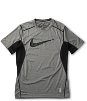 Nike Kids - NPC Core Fitted Swoosh Top (Little Kids/Big Kids)