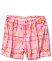 Life is good Kids - Girls' Heart Sleep Short (Toddler/Little Kids/Big Kids)