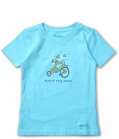 Life is good Kids - Big Wheel Crusher Tee (Toddler)