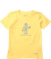 Life is good Kids - Cool Robot Crusher Tee (Toddler)