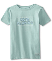 Life is good Kids - Now Playing Crusher Tee (Toddler)