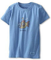 Life is good Kids - Explore Crusher Tee (Toddler)