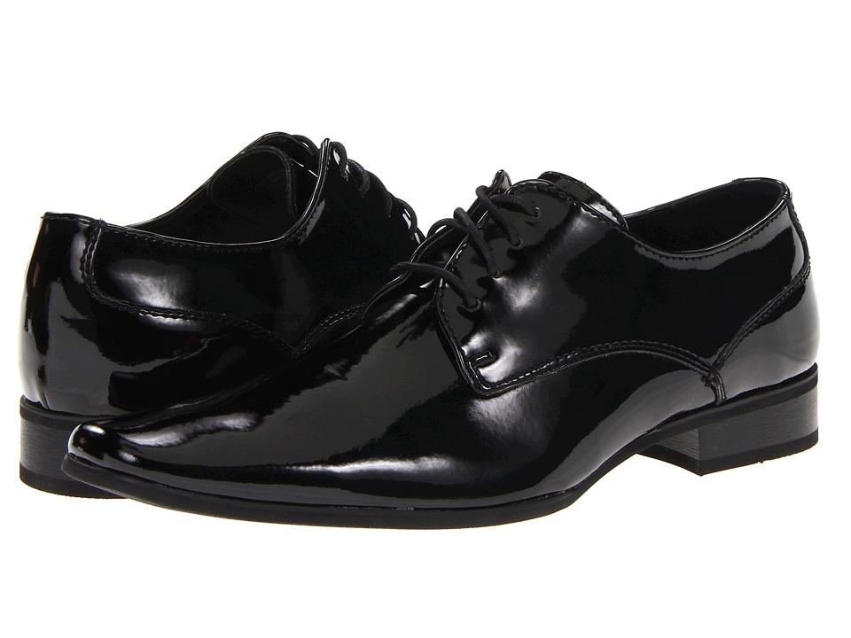 Calvin Klein - Brodie (Black Patent) Men