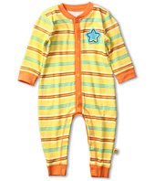 Life is good Kids - Star Stripe L/S Romper (Infant)