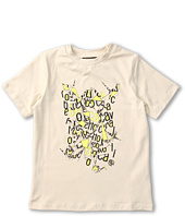 Roberto Cavalli Kids - Y88031 Y9045 Graphic Tee (Toddler/Little Kids)