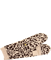 Calvin Klein - Leopard Flip Top Arm Warmers