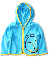 Life is good Kids - Baseball Terry Full Zip (Infant)