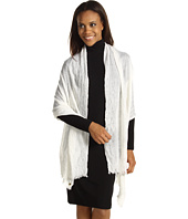 Calvin Klein - Pleated Lurex Wrap