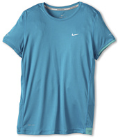 Nike Kids - Miler S/S Crew (Little Kids/Big Kids)