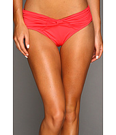 Badgley Mischka - Solids Shirred Twist Brief