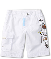 Roberto Cavalli Kids - Y80029 Y9160 Swim Shorts (Big Kids)