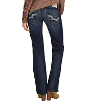 Big Star - Casey Low Rise 5-Pocket in SSP Blue