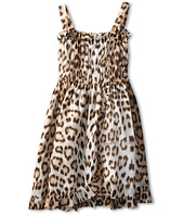 Roberto Cavalli Kids - Y71062 Y2435 Sleeveless Dress w/ Ruffle Detail (Toddler/Little Kids)
