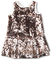 Roberto Cavalli Kids - Y71042 Y1040 Sleeveless Sequin Dress (Toddler/Little Kids)