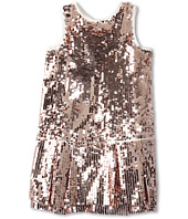 Roberto Cavalli Kids - Y71042 Y1040 Sleeveless Sequin Dress (Big Kids)