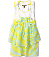 Roberto Cavalli Kids - Y71082 Y1060 Swimsuit Cover Up (Big Kids)