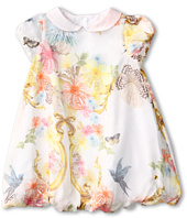 Roberto Cavalli Kids - Y51012 Y2410 Floral Dress (Infant 2)