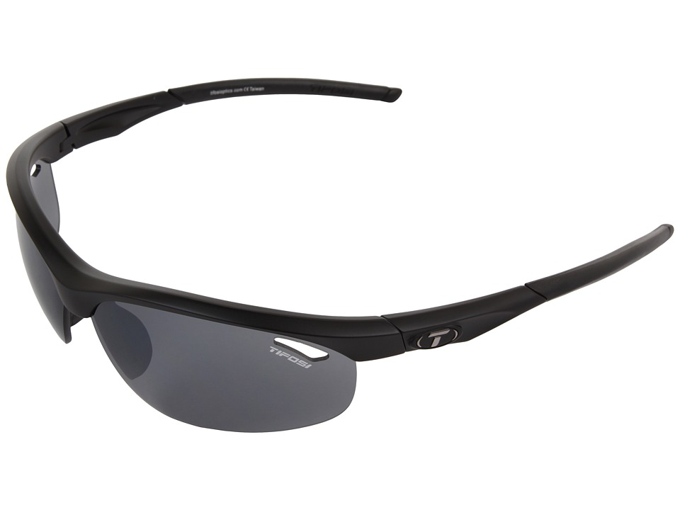 Tifosi Optics - Velocetm Golf Interchangeable (Matte Black/Smoke/GT/EC Lens) Sport Sunglasses