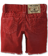 True Religion Kids - Boys' Geno Slim Fit Cutoff Short Corduroy (Toddler/Little Kids/Big Kids)