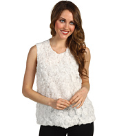 Vince Camuto - S/L Rose Lace Blouse