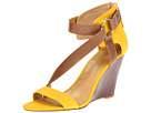 Nine West - Meliss (Yellow/DNA Nubuck) - Footwear