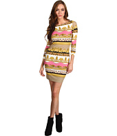 Just Cavalli - Parthenon Print Jersey Dress