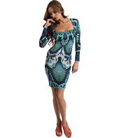 Just Cavalli - Atlantis Print Jersey Dress