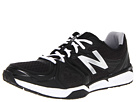 New Balance MX797v2 Black, Silver Shoes