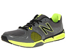New Balance MX797v2 Grey, Yellow Shoes