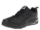 New Balance MX857 Black Shoes
