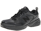 New Balance MX626 Black Shoes