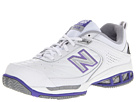 New Balance WC806 White Shoes