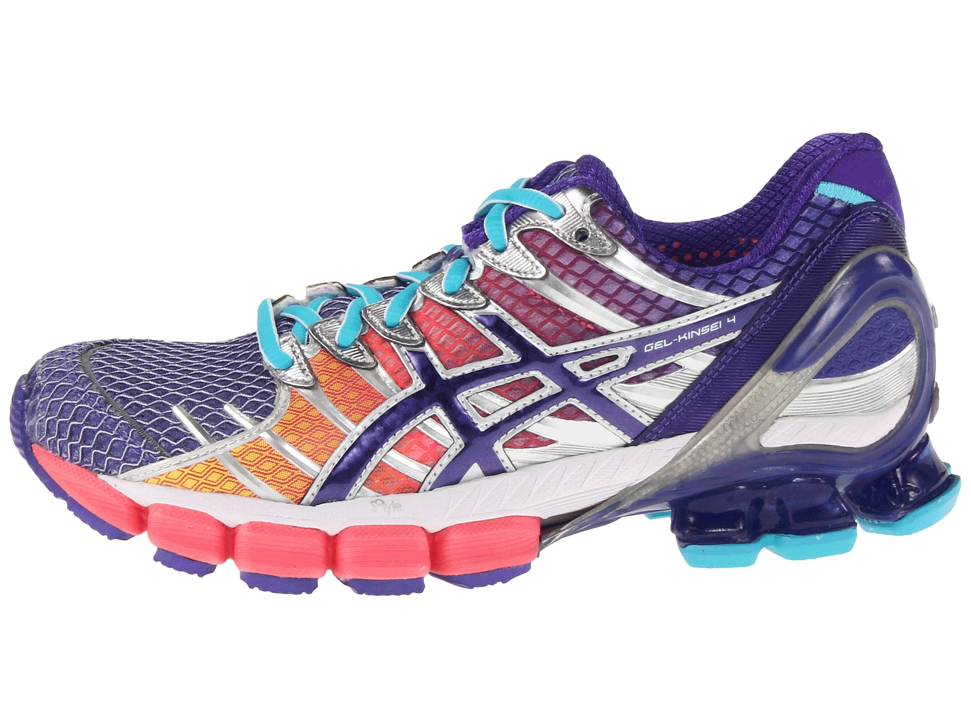 asics gel kinsei 2 womens review