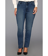 NYDJ Plus Size - Plus Size Sheri Skinny in Washington Wash