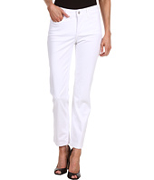 NYDJ - Audrey Ankle Twill in Optic White