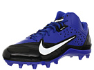 Nike - Alpha Strike 3/4 TD (Black/Sport Royal/White)