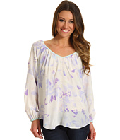 Rebecca Taylor - Hawaii Gathered V-Neck