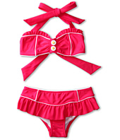 Seafolly Kids - Daisy Lane Mini Tube Bikini (Little Kids/Big Kids)