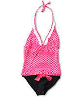 Seafolly Kids - Sweet Cherry Halter Singlet Bikini (Little Kids/Big Kids)