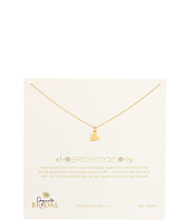 Dogeared Jewels - Bridesmaid Sideways Heart Necklace
