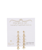 Dogeared Jewels - Bridal Pearls Of Dangling Earrings