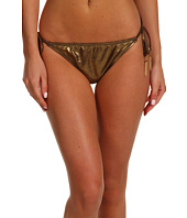 Trina Turk - Metallic Tie Side Hipster Bottom