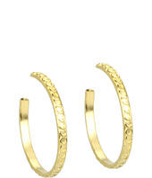 Dogeared Jewels - Medium Textured Earrings - Links