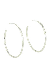 Dogeared Jewels - Medium Textured Earrings - Hammered
