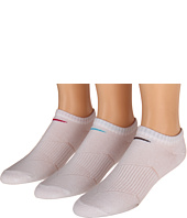 Nike Kids - Lightweight Cotton Cushion Moisture Management No Show 3-Pair Pack (Toddler/Little Kid/Big Kid)