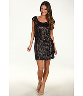 Muse - Cut Out Back Sequin Dress