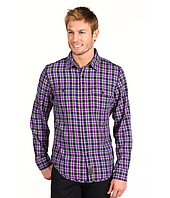 Calvin Klein Jeans - L/S Military Tumble Plaid Shirt
