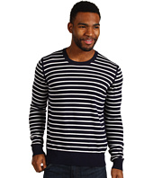 Ben Sherman - Stripe Crew Neck Sweater