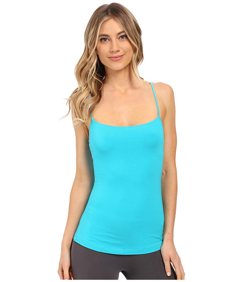 These lovely long camisole tank tops are made of 95% cotton and 5% spandex. Wear the camisole alone or you can wear under a sweater or blazer. It has adjustable spaghetti straps. The sheer lace adds flair to the camisole. It is available in multiple sizes. 5. V Neckline Wrap Cami Tops: These plus size long cami tops are made of chiffon.